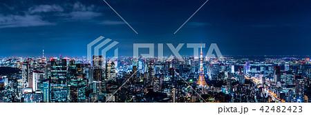 東京の夜景 42482423