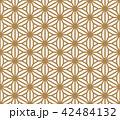 シームレス 和柄 ジャパニーズのイラスト 42484132