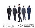 ビジネス ビジネスマン 男性の写真 42488873