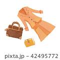 ビジネスファッション 女性 42495772