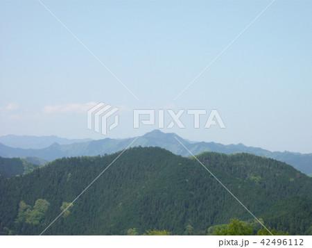 陣馬山からの展望 42496112