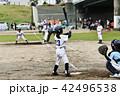 少年野球の試合 42496538
