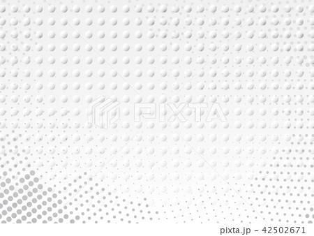 Light Halftone Futuristic Dot Background 42502671
