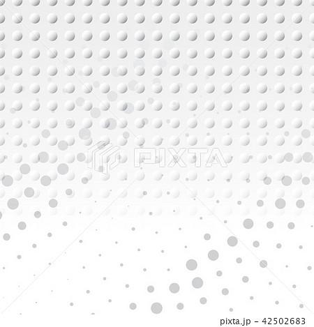 Light Halftone Futuristic Dot Background 42502683