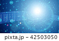 仮想通貨 暗号通貨 ビッグデータのイラスト 42503050