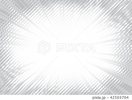 Grey Speed Lines Background 42503704
