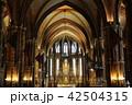 教会 聖堂 祭壇の写真 42504315