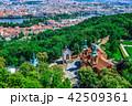 チェコ 街並み 風景の写真 42509361