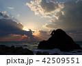 自然 風景 日本海の写真 42509551