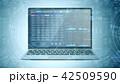 ビッグデータ グラフ データのイラスト 42509590