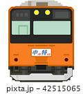 中央快速線201系(サボ受・快速) 42515065