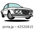 ベクター 自動車 車のイラスト 42520815