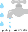 蛇口からポタポタ落ちる水滴 42522587