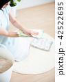 洗濯物 洗濯 畳むの写真 42522695