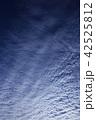 青い空と白い雲 42525812