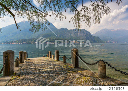 Panorama of the Lake of Como 42526503