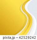 金色 和風 和のイラスト 42529242