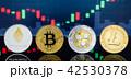 コイン 硬貨 仮想通貨の写真 42530378