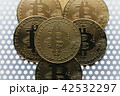 仮想通貨 金貨 通貨の写真 42532297