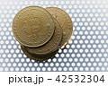 仮想通貨 金貨 通貨の写真 42532304