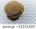仮想通貨 金貨 通貨の写真 42532305