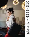 女性 人 人物の写真 42534310