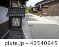 奈良井宿 42540945