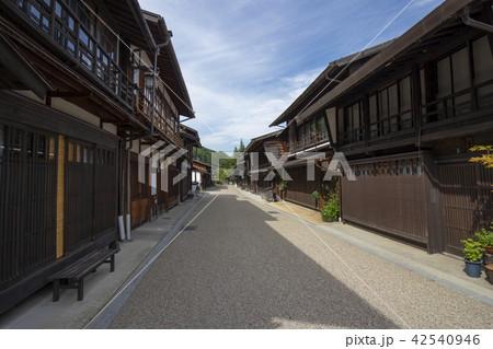 奈良井宿 42540946