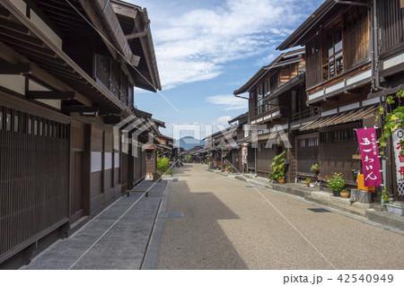 奈良井宿 42540949