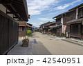 奈良井宿 42540951