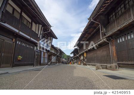 奈良井宿 42540955