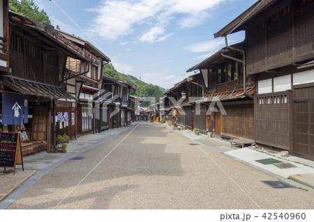 奈良井宿 42540960