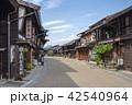 奈良井宿 42540964