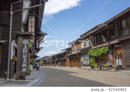 奈良井宿 42540965