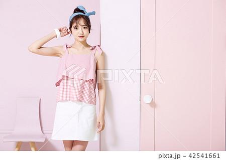女性 Youth 美容イメージ 42541661