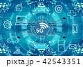 通信 ネットワーク 産業 42543351