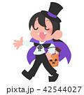 ハロウィン 子供 男の子のイラスト 42544027