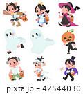 ハロウィン 仮装 子供 キャラクター セット 42544030