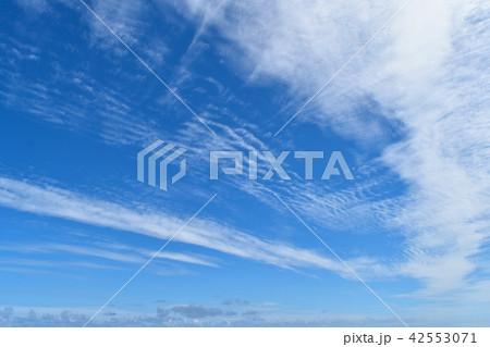 流れる雲 42553071
