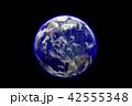 地球のCGイラストレーション 42555348