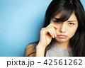 女性 ポートレート 表情 42561262