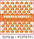 収穫 実り かぼちゃのイラスト 42568101
