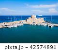ロードス島 城塞 浮かぶ島の写真 42574891