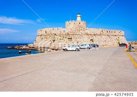 Saint Nicholas Fort, Rhodes island 42574935