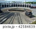梅小路蒸気機関車庫 梅小路蒸気機関車館 蒸気機関車の写真 42584639