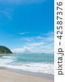 風景 海 海岸の写真 42587376