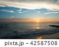 [愛知県] 伊良湖岬 夕陽 先端 42587508