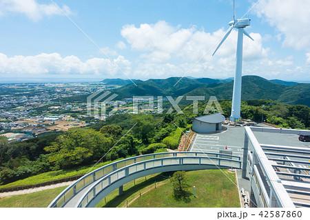 [愛知県] 蔵王山展望台からの眺望 42587860