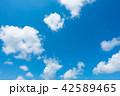 青空 空 雲の写真 42589465