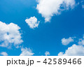 青空 空 雲の写真 42589466